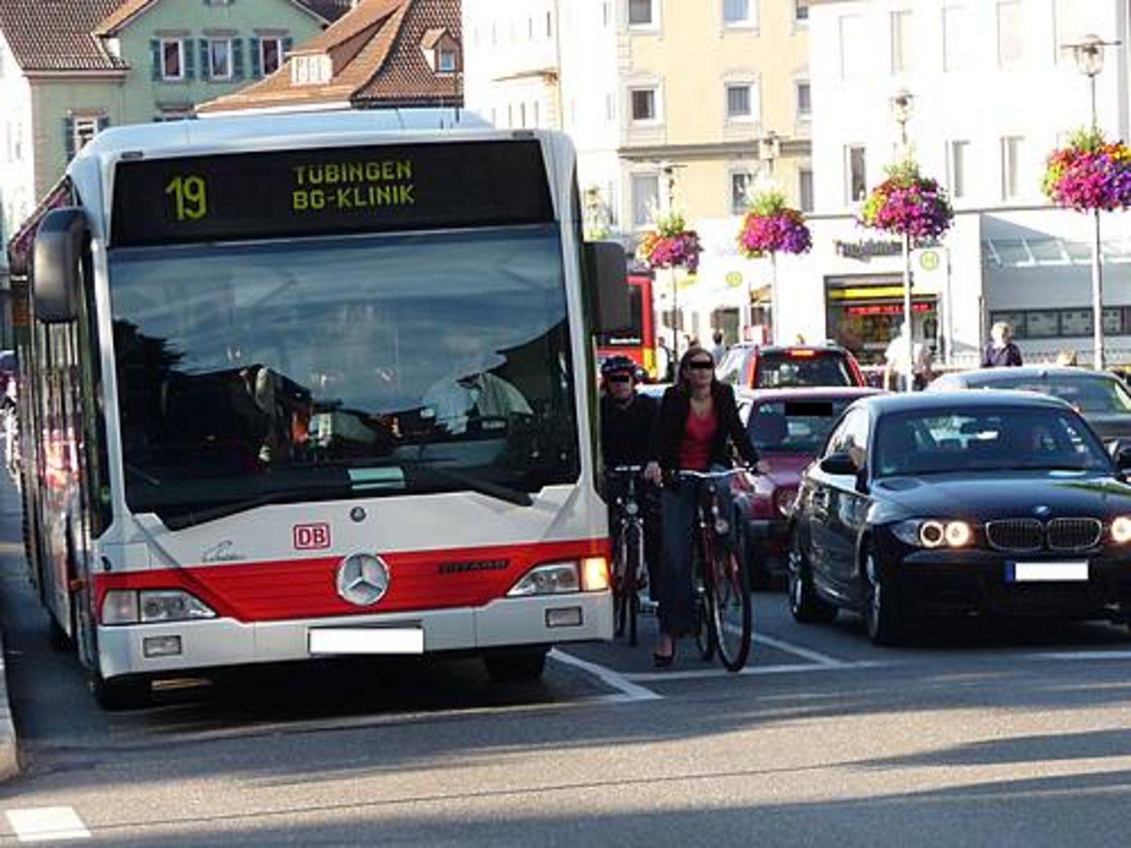 Noch nicht alternativlos – Mit dem Fahrrad nach Tübingen